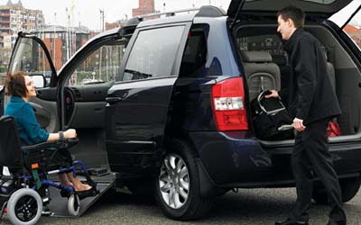 disabled accessible vehicles help